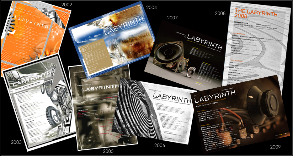10 years of THE LABYRINTH