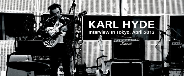 Karl Hyde