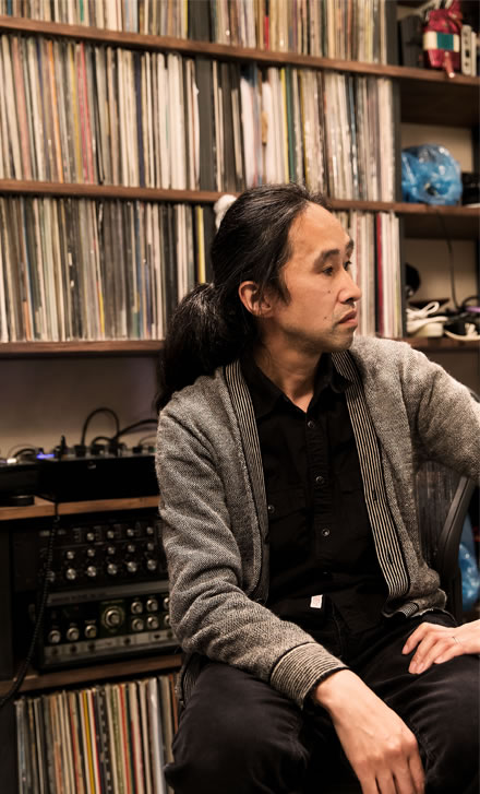 Kenji Takimi  Interview Feat. S-DJ80X