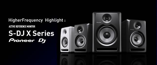S-DJ X Series