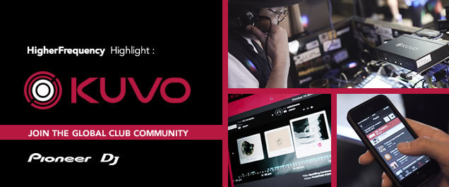 KUVO - JOIN THE GLOBAL CLUB COMMUNITY -