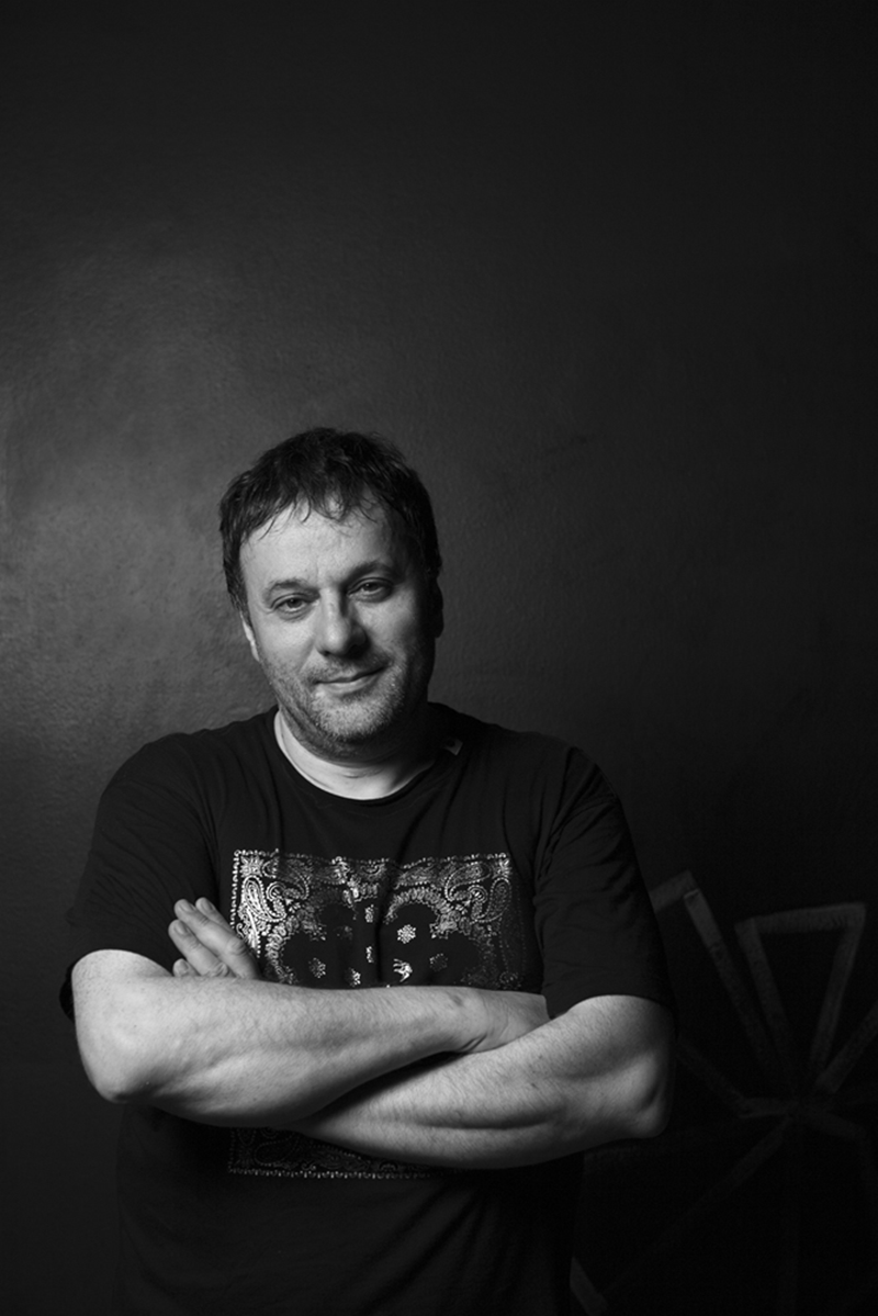 Francois K 2015