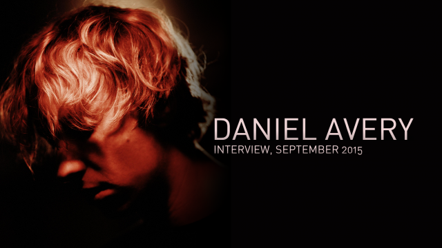 Daniel Avery