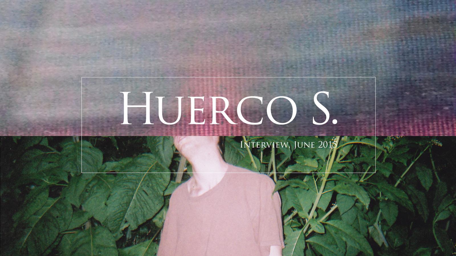 Huerco S.