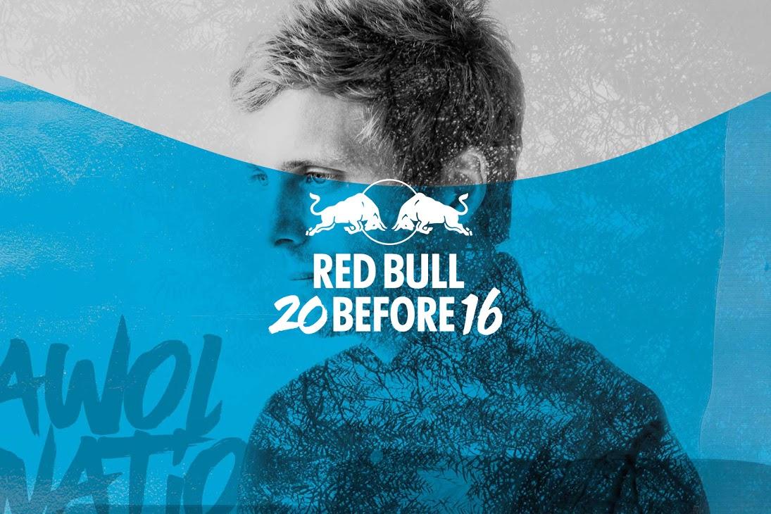 Awolnation red bull 20 before 16