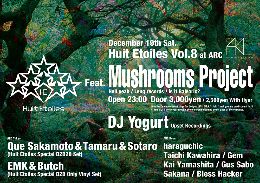 Mushrooms Project 20151219 flyer
