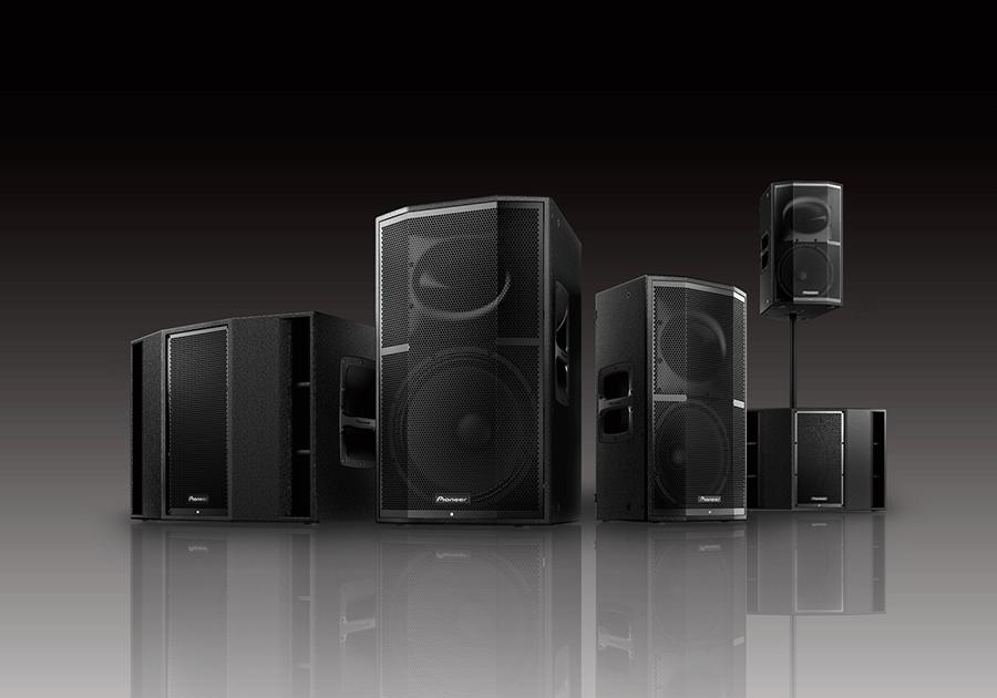 XPRS speaker full