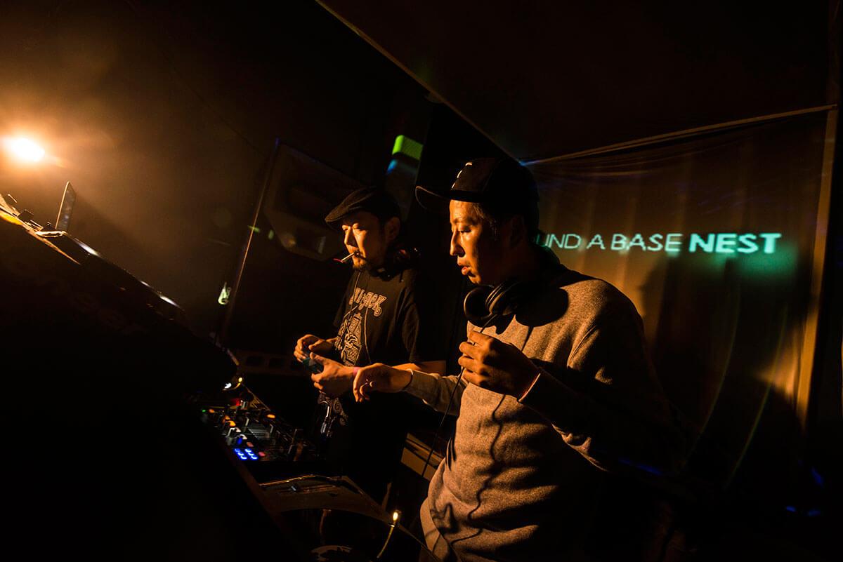WOMB presents DIXON 2015.12.12