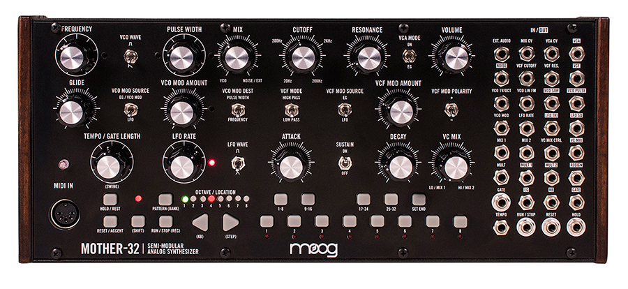Mother-32 front up