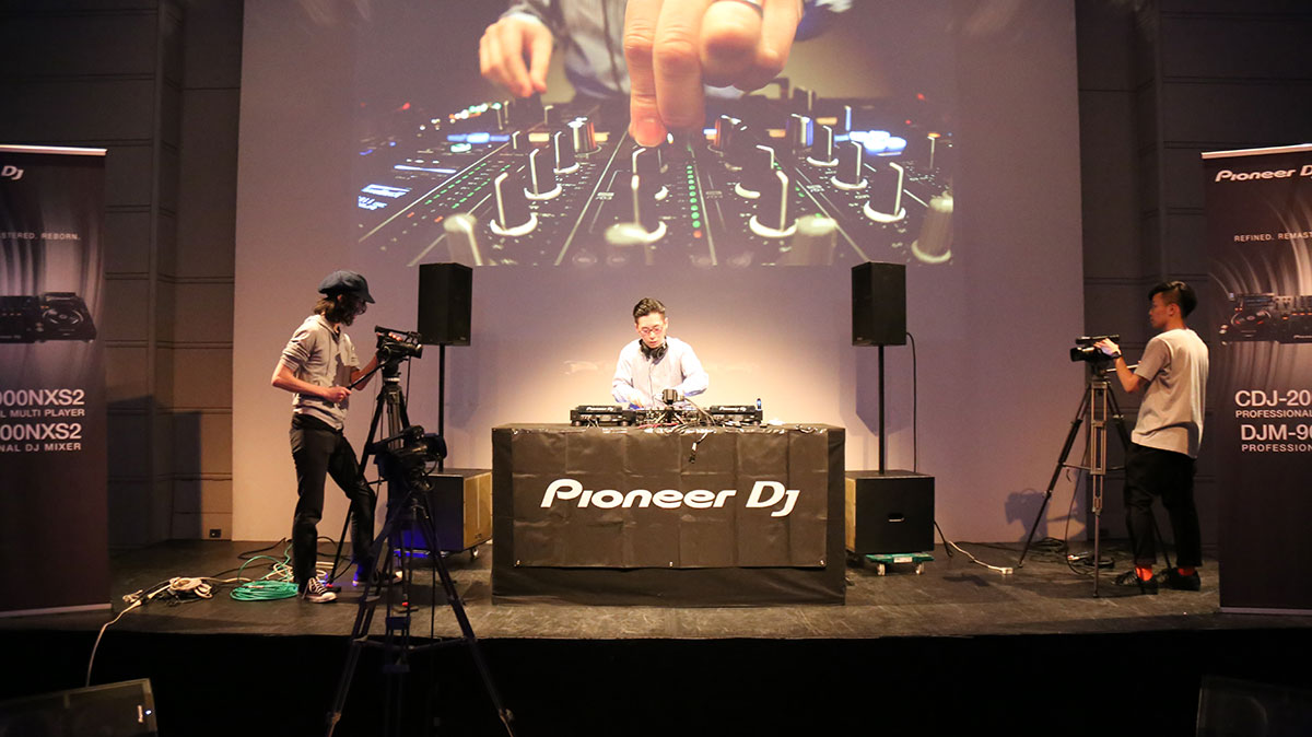 Pioneer DJ DOMMUNE
