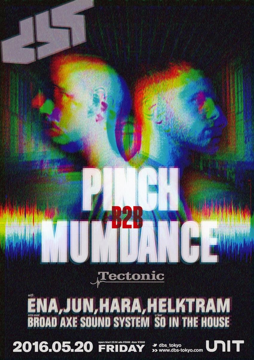 Pinch & Mumdance DBS