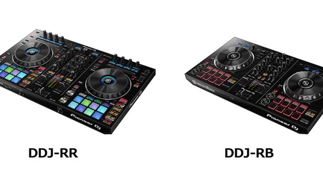 DDJ-RR & DDJ-RB