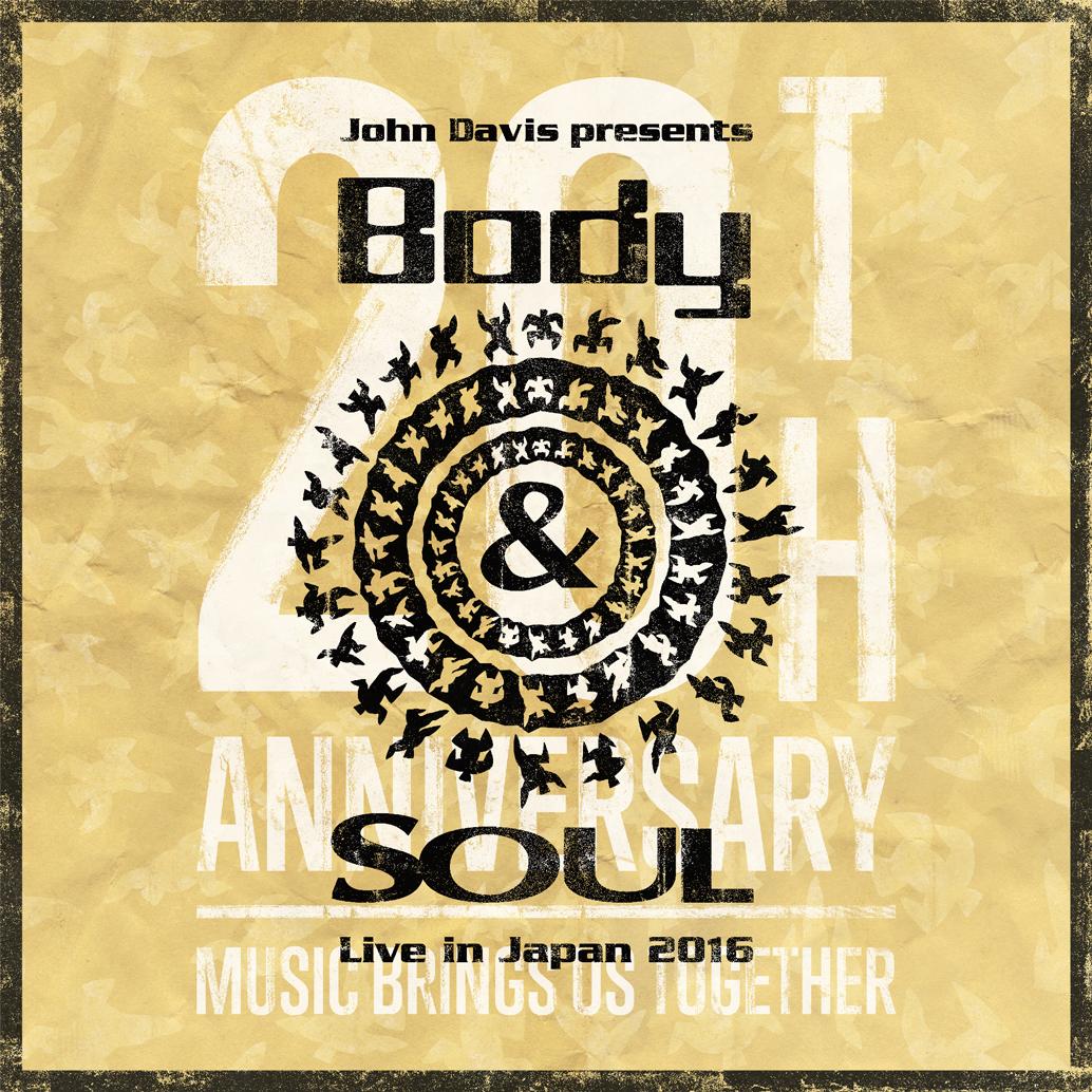 Body&SOUL 2016
