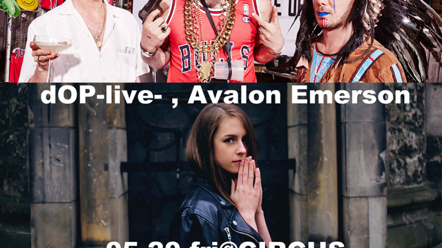 dOP & Avalon Emerson Toyko