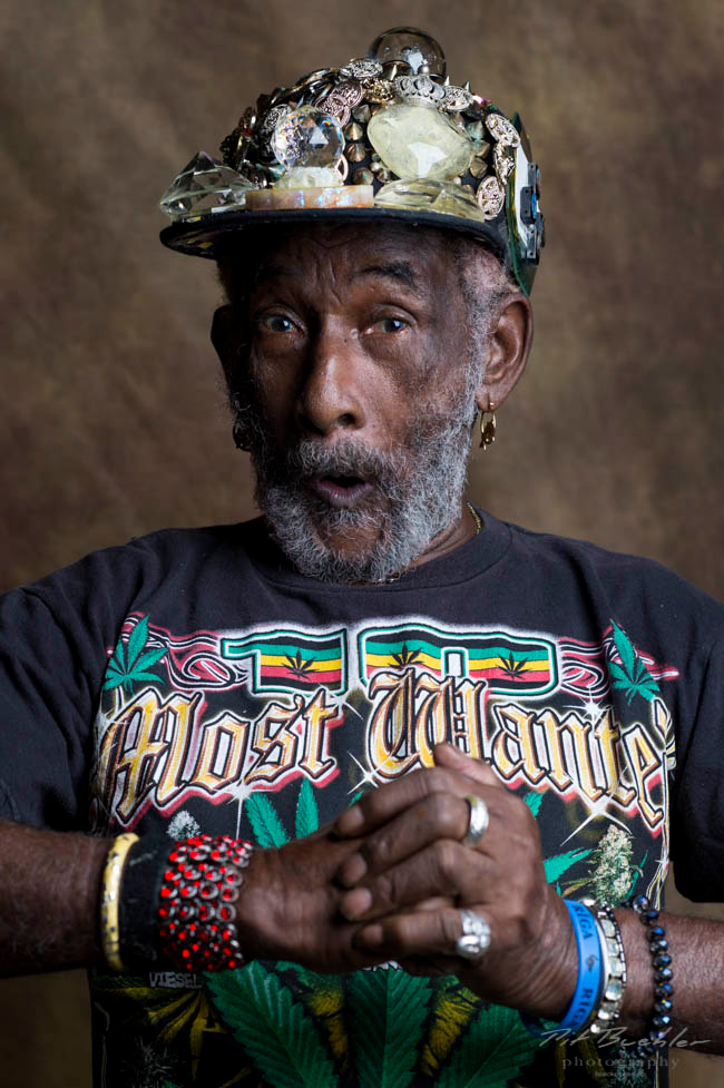 """Lee""""Scratch""""Perry"""