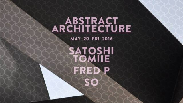Satoshi tomiie Fred P