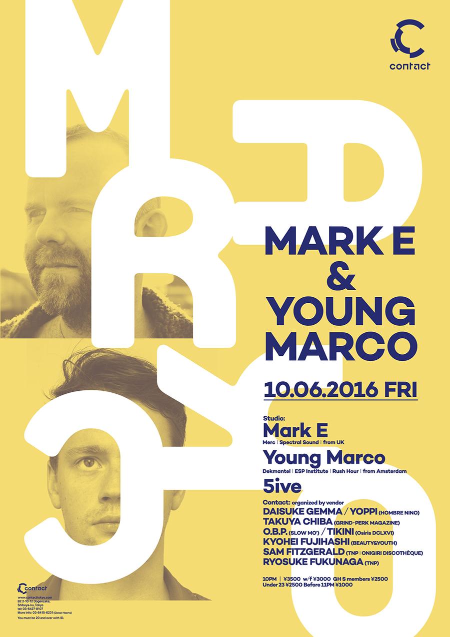Mark E Young Marco Contact