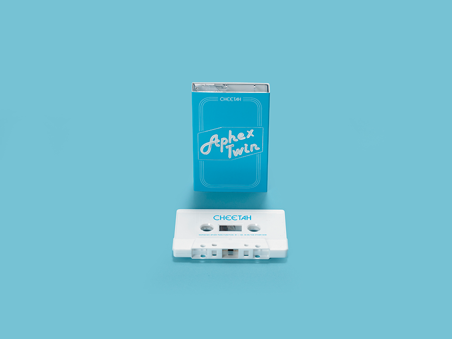 ceetah EP cassett