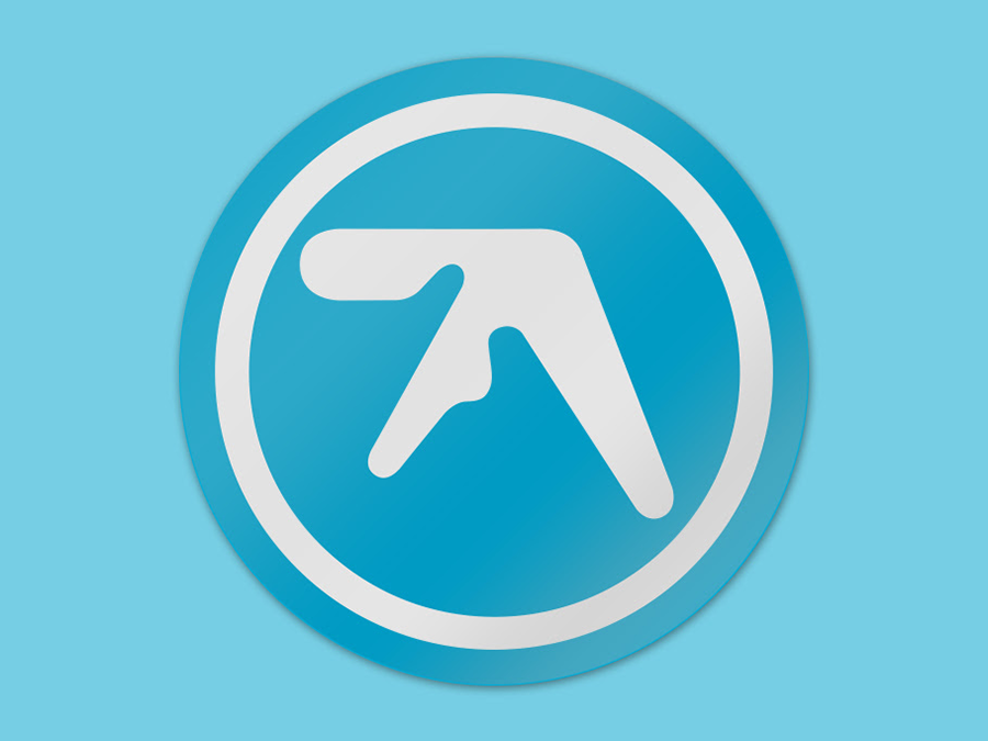 Aphex Twin Sticker