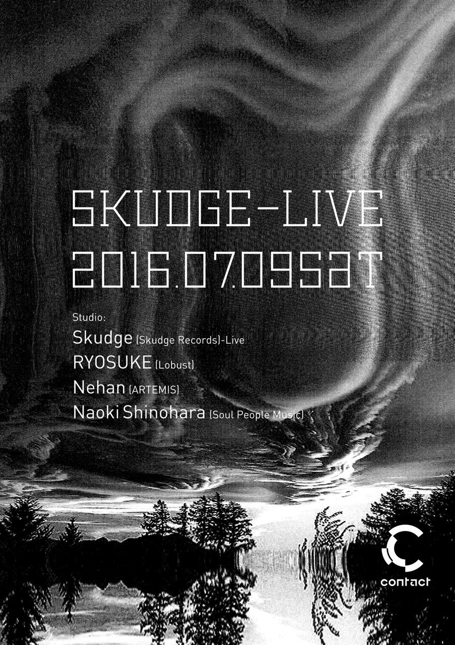 Skudge Live Contact 2016