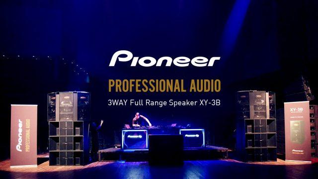 Pioneer XY 3B