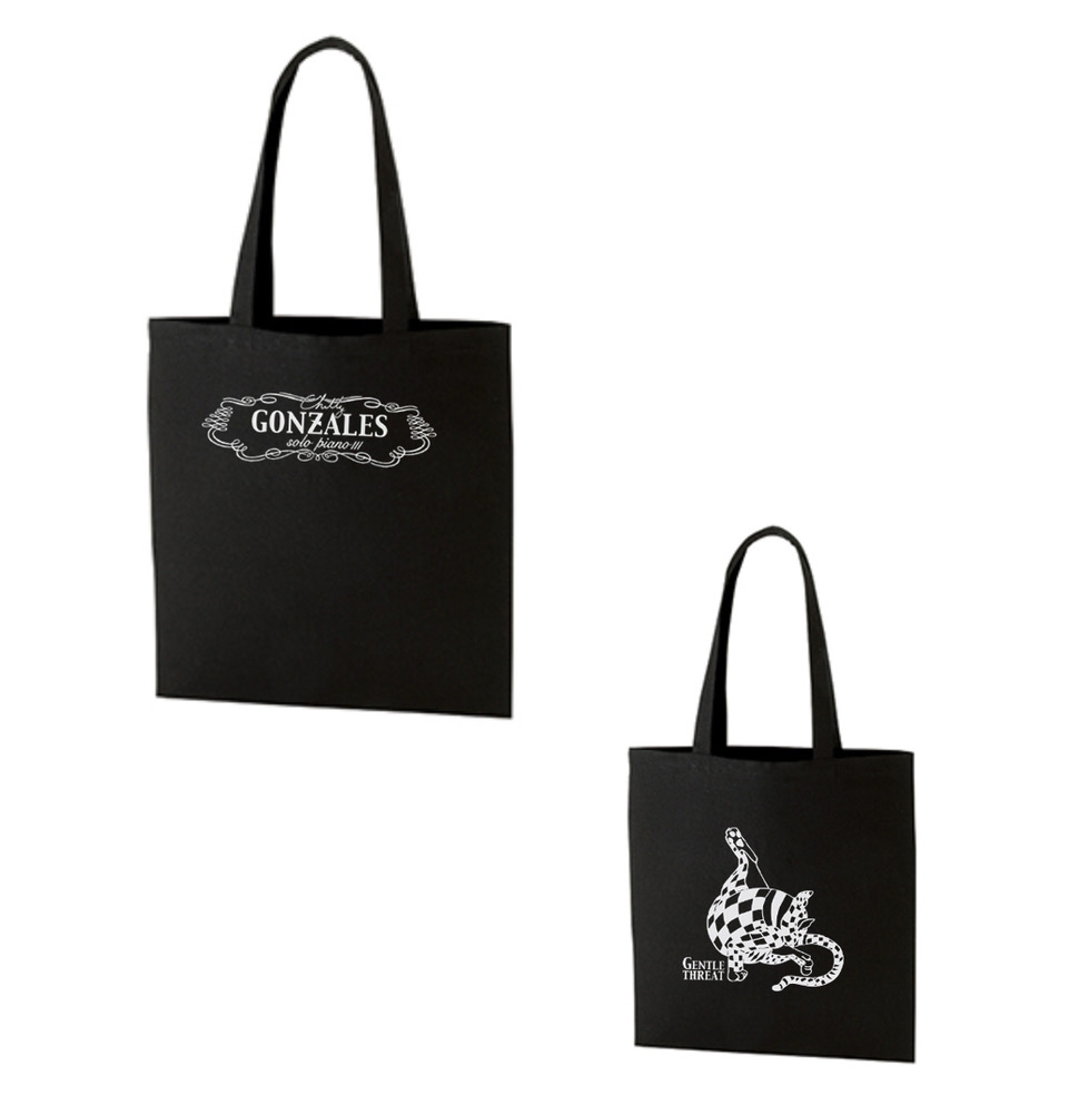 Chilly Gonzales tote