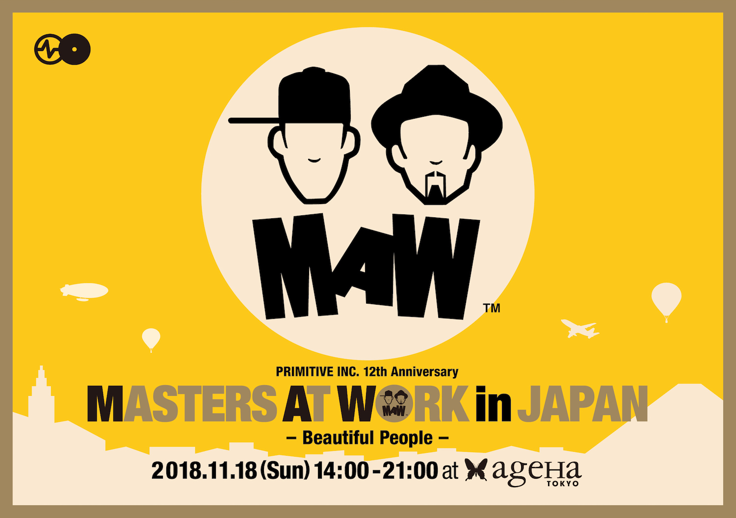 Masters At work 2018