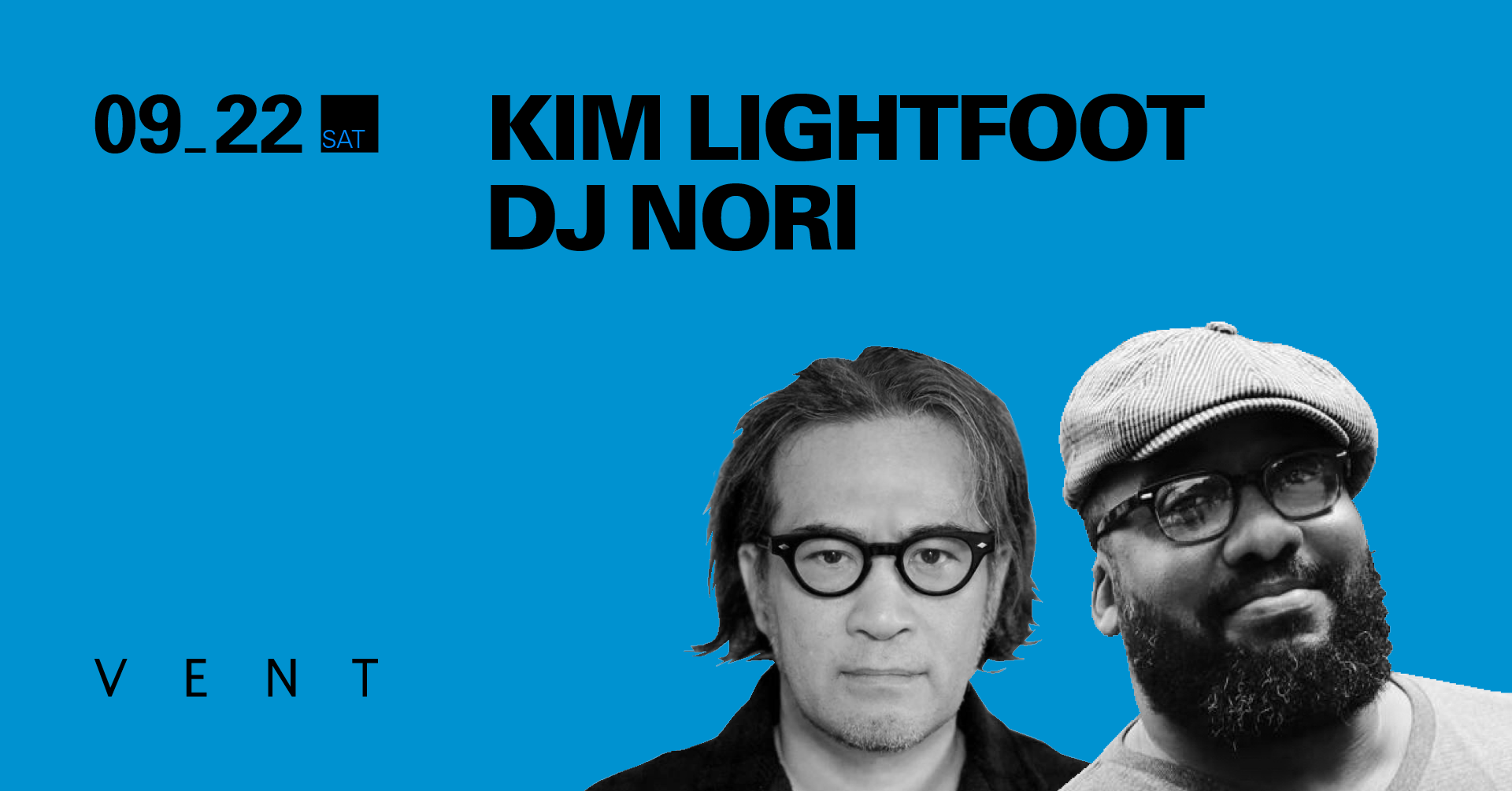 Kim Lightfoot & DJ NORI