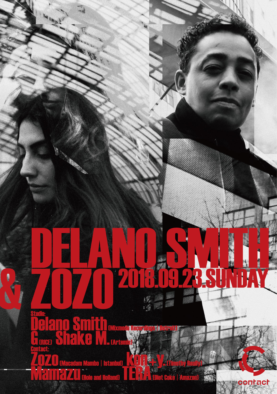 Delano Smith Zozo