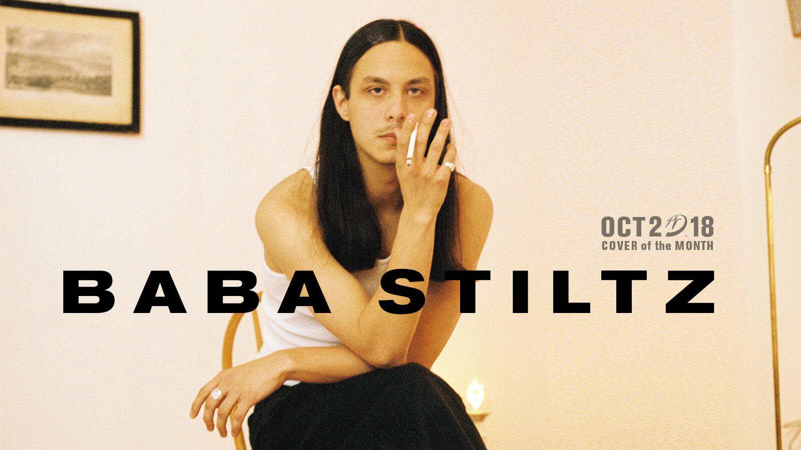 Cover of the Month: Baba Stiltz