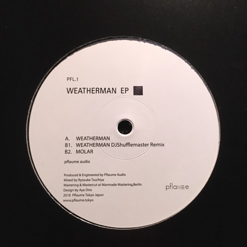 Weatherman EP