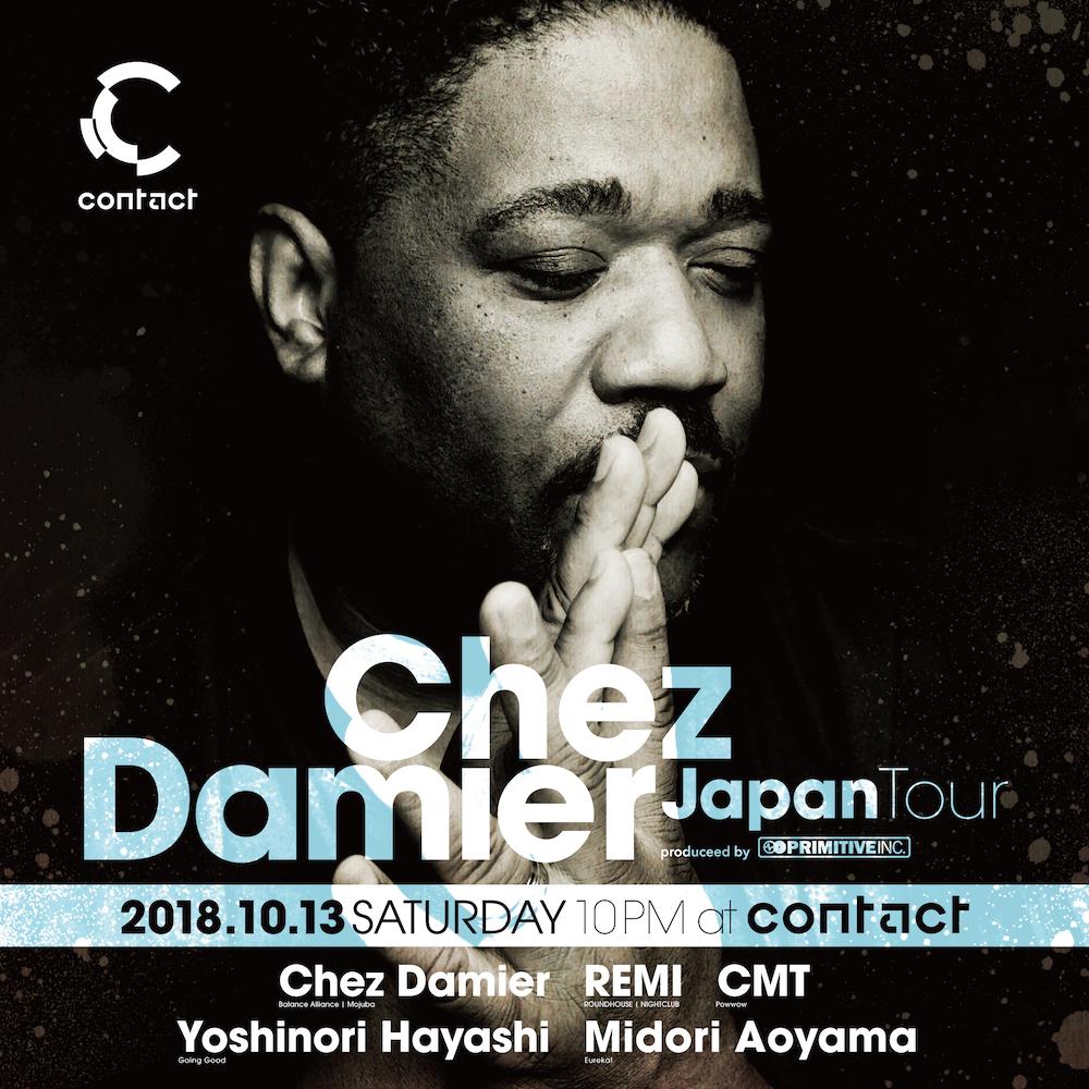 Chez Damier contact