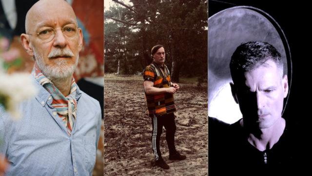 ubik presents LIVE IN CONCERT THOMAS FEHLMANN, THE FIELD,BURNT FRIEDMAN