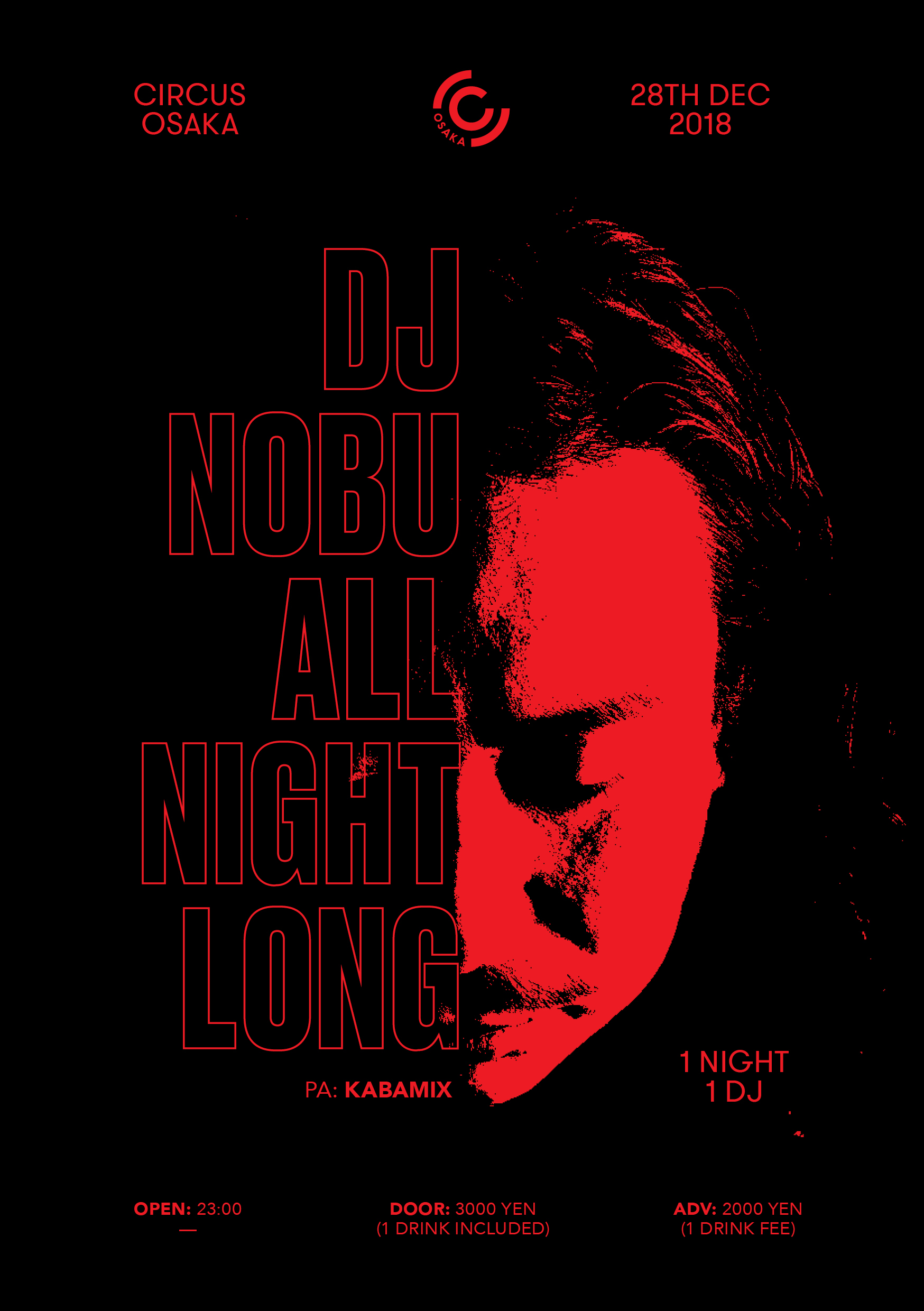 DJ NOBU ALL NIGHT LONG