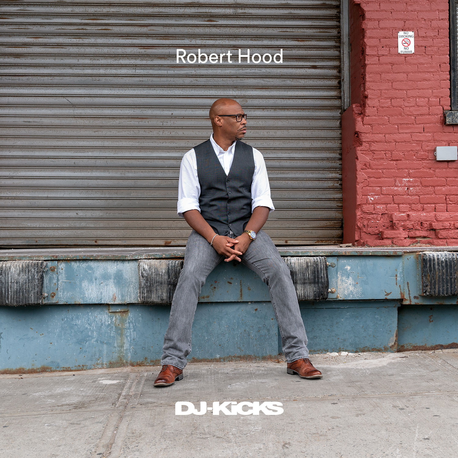 DJ-KICKS ROBERT HOOD