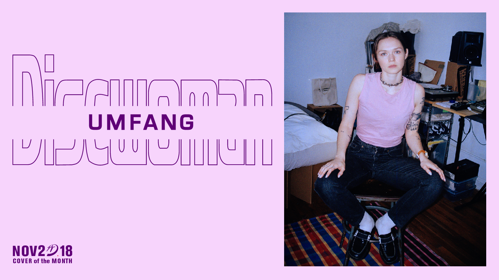 Cover of the Month: Umfang