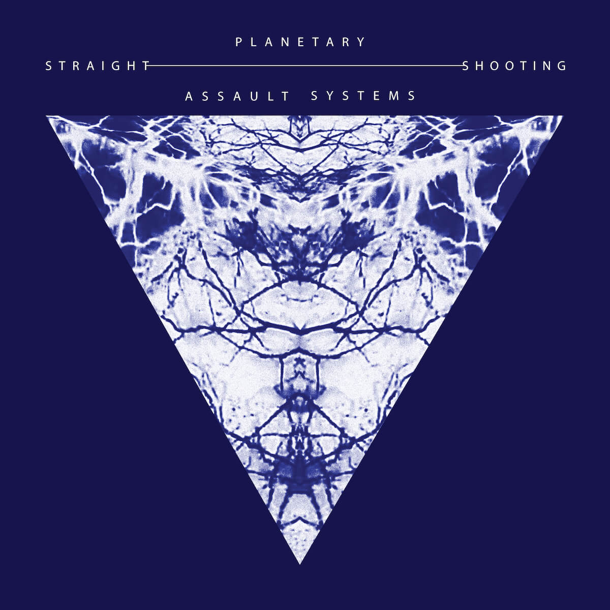 Planetary Assault Systems - Straight Shooting EP