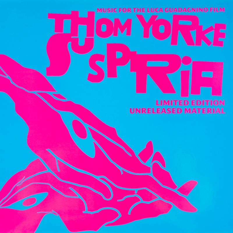 Suspiria Limited Edition Unreleased Material