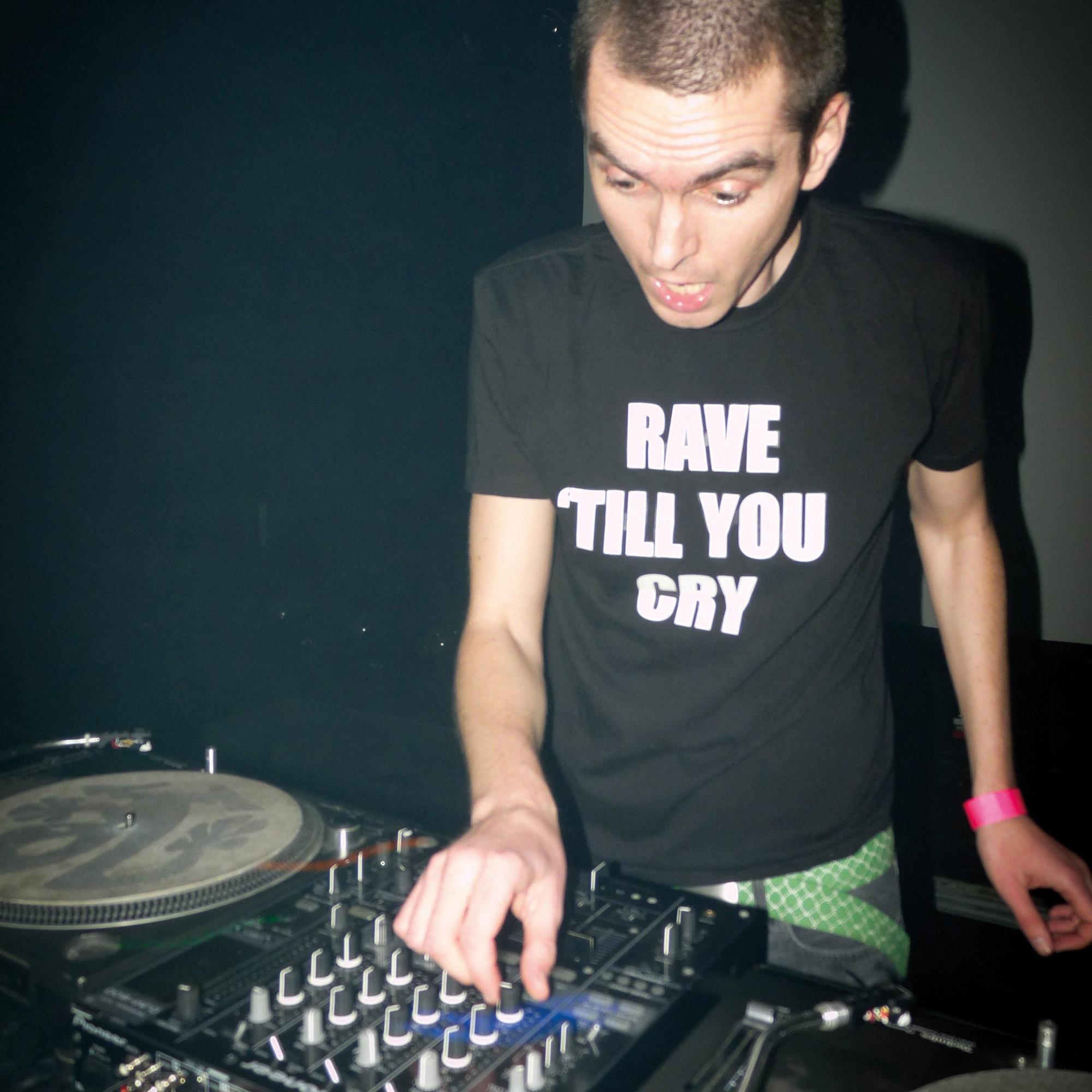 Bogdan Raczynski - Rave 'Till You Cry