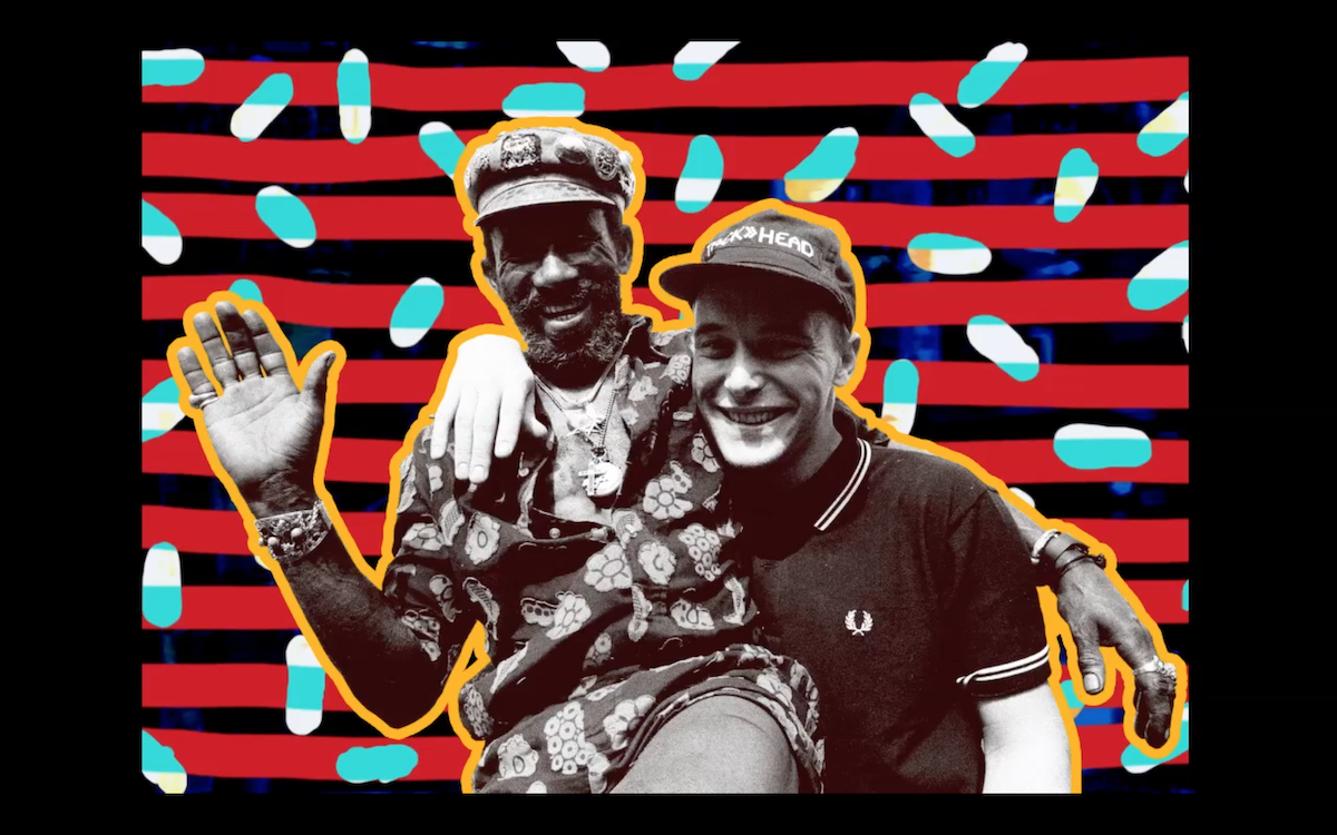 Lee Scratch Perry & Adrian Sherwood