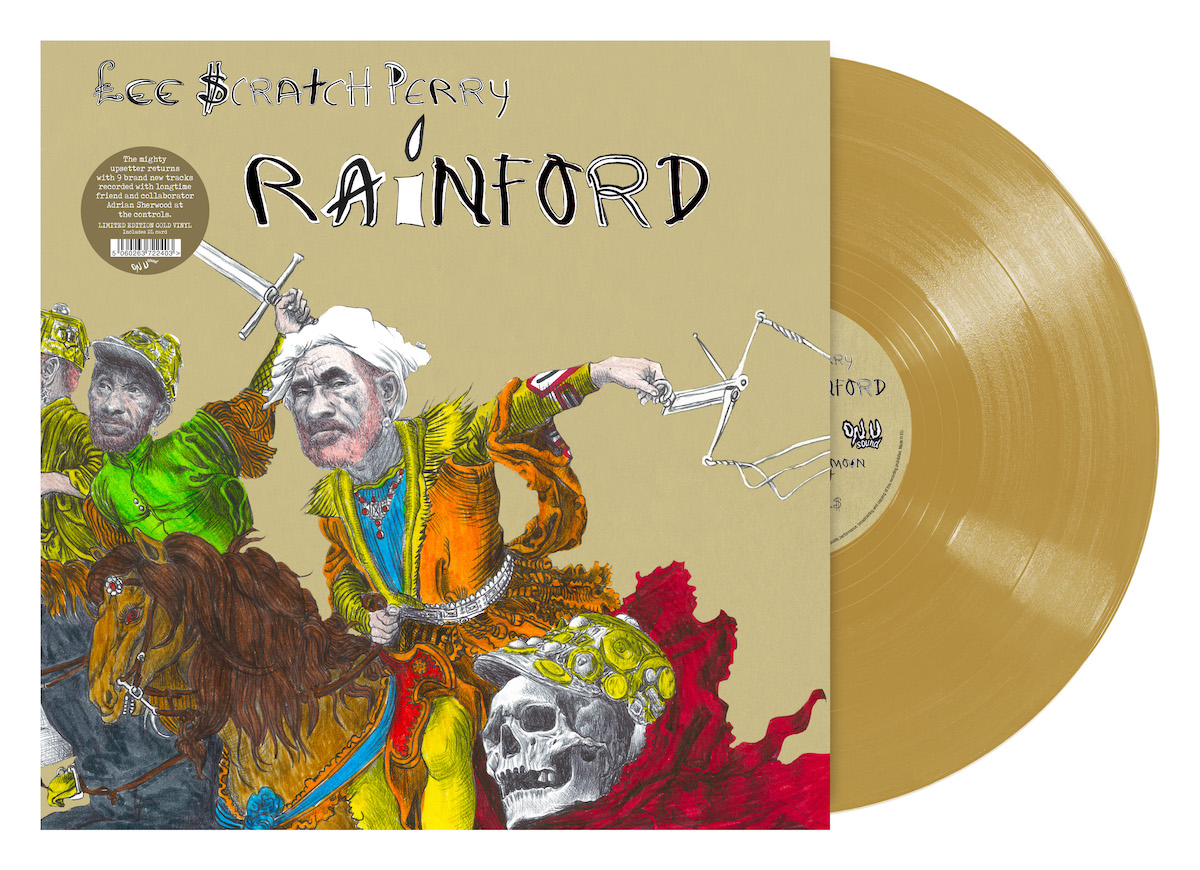 Lee Perry - Rainford Gold Vinyl