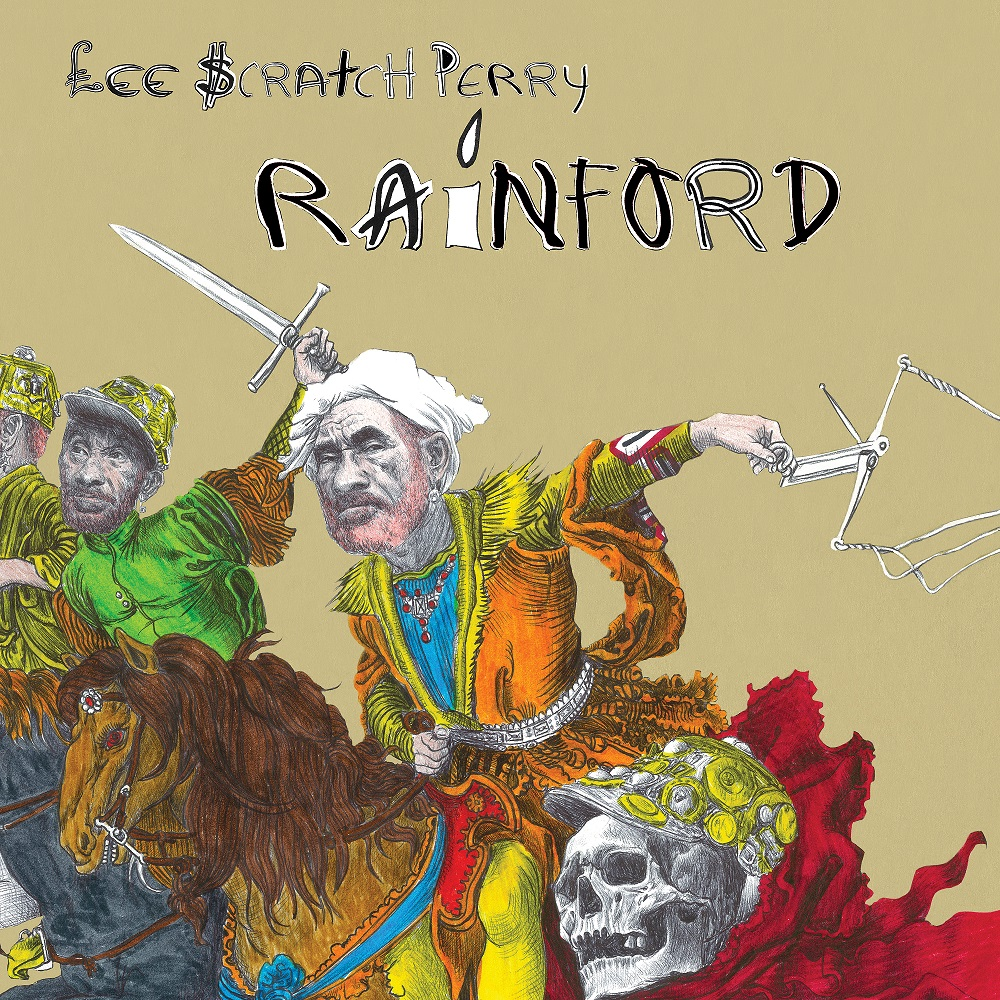 Lee Perry - Rainford