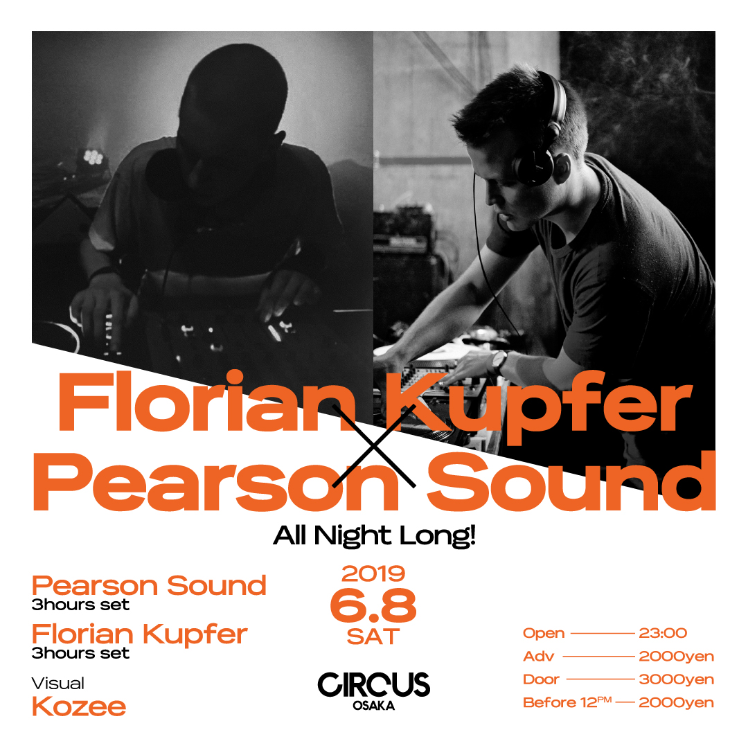 Florian-Kupfer×Pearson-Sound