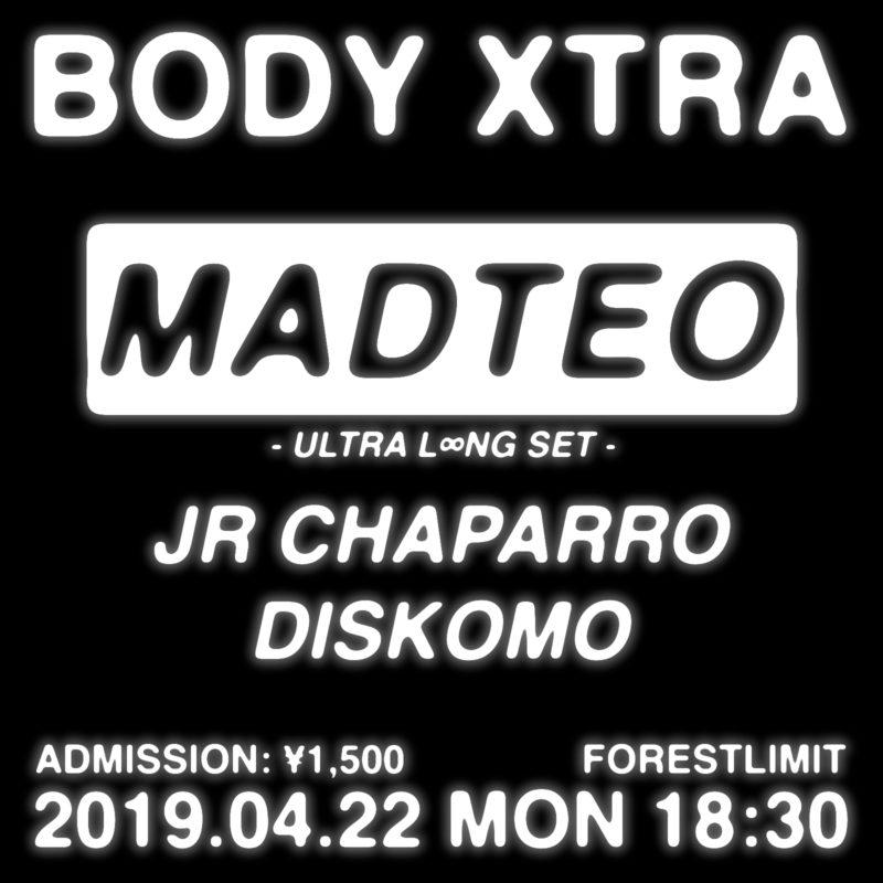 Body Xtra Madteo