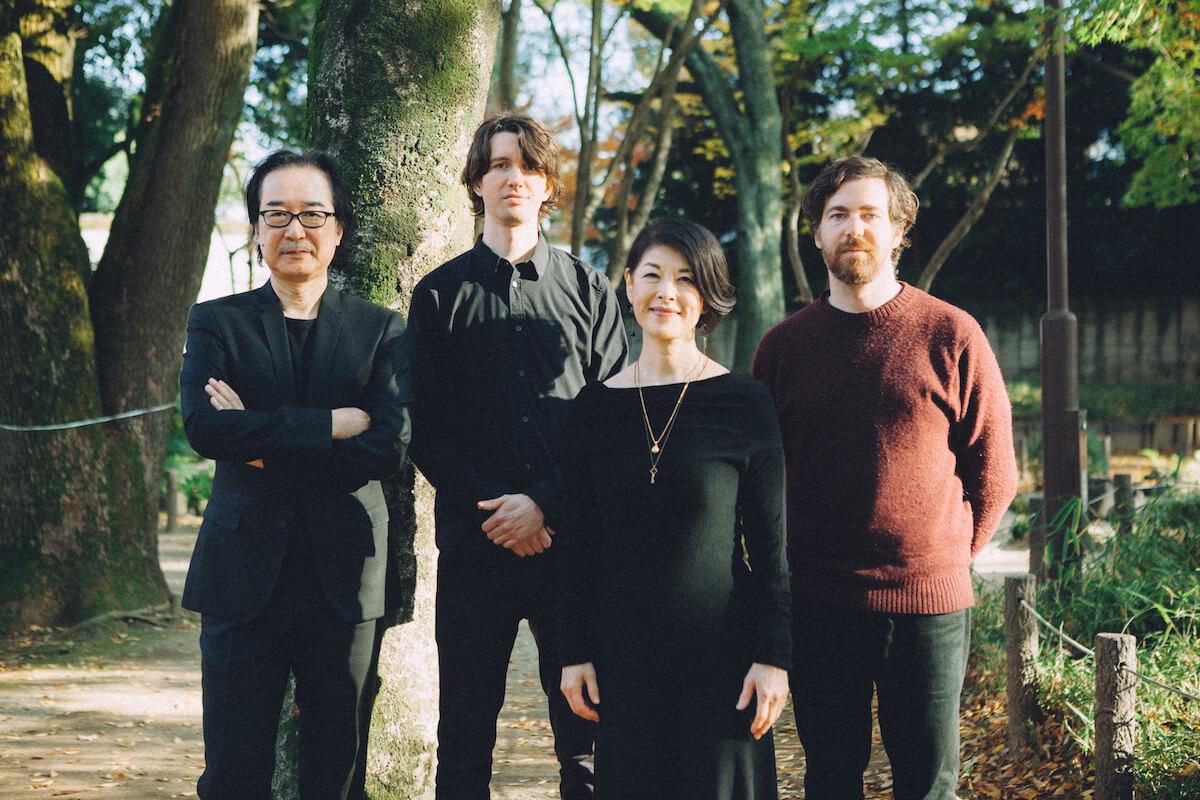 VISIBLE CLOAKS, YOSHIO OJIMA _ SATSUKI SHIBANO