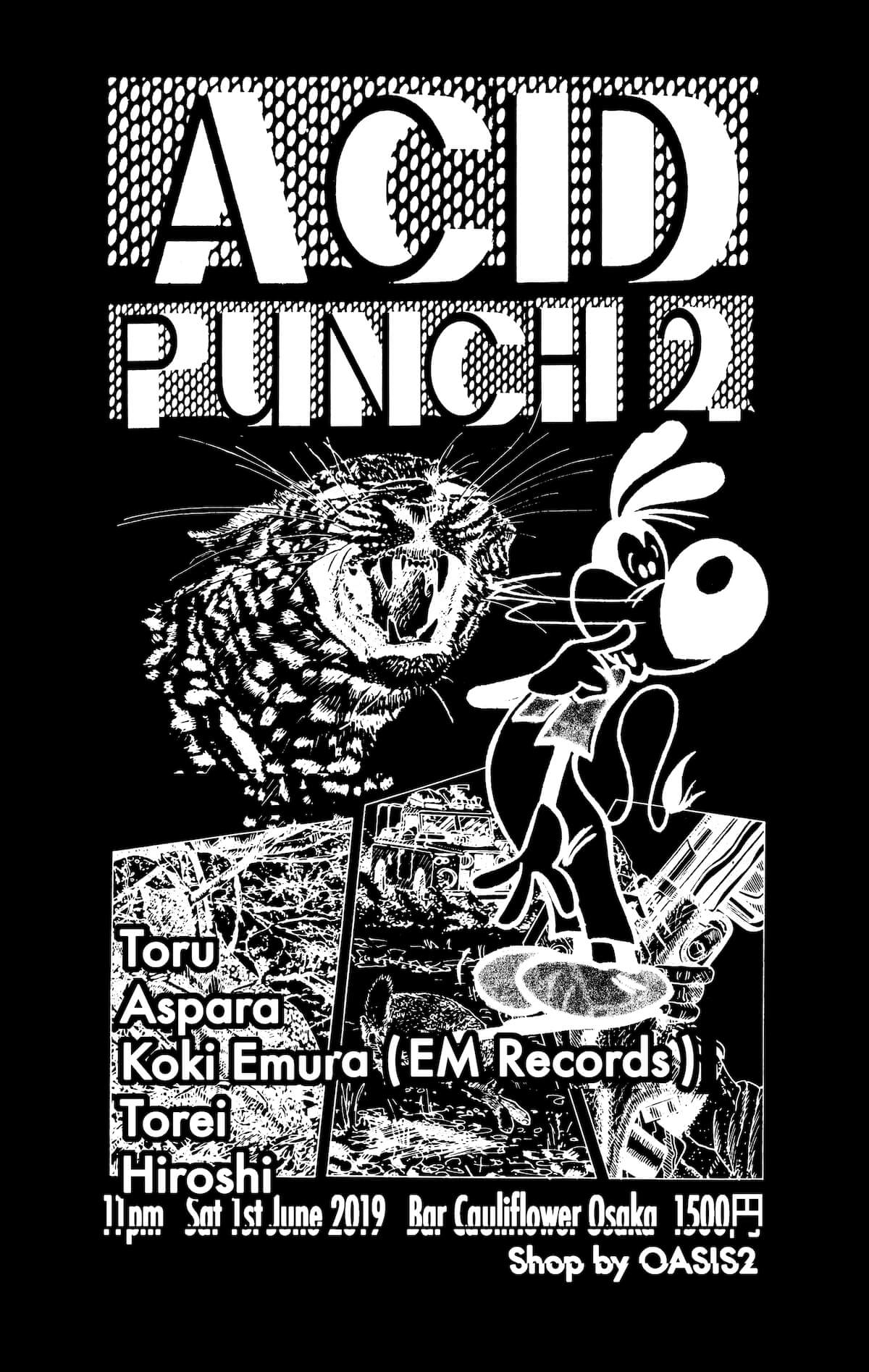 Acid Punch 2