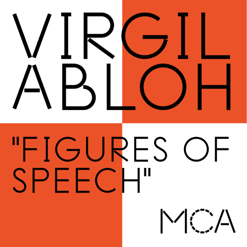 Figures of Speech Virgil Abloh