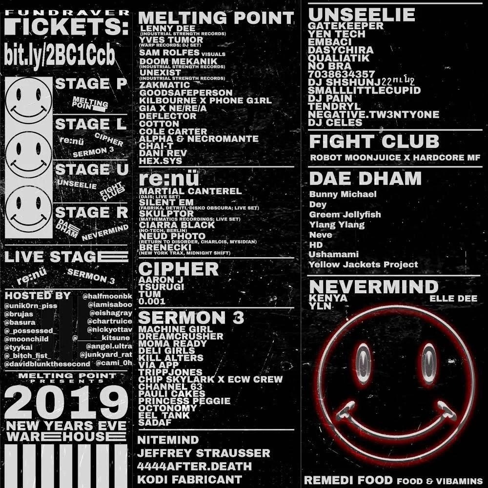 Melting Point NYE