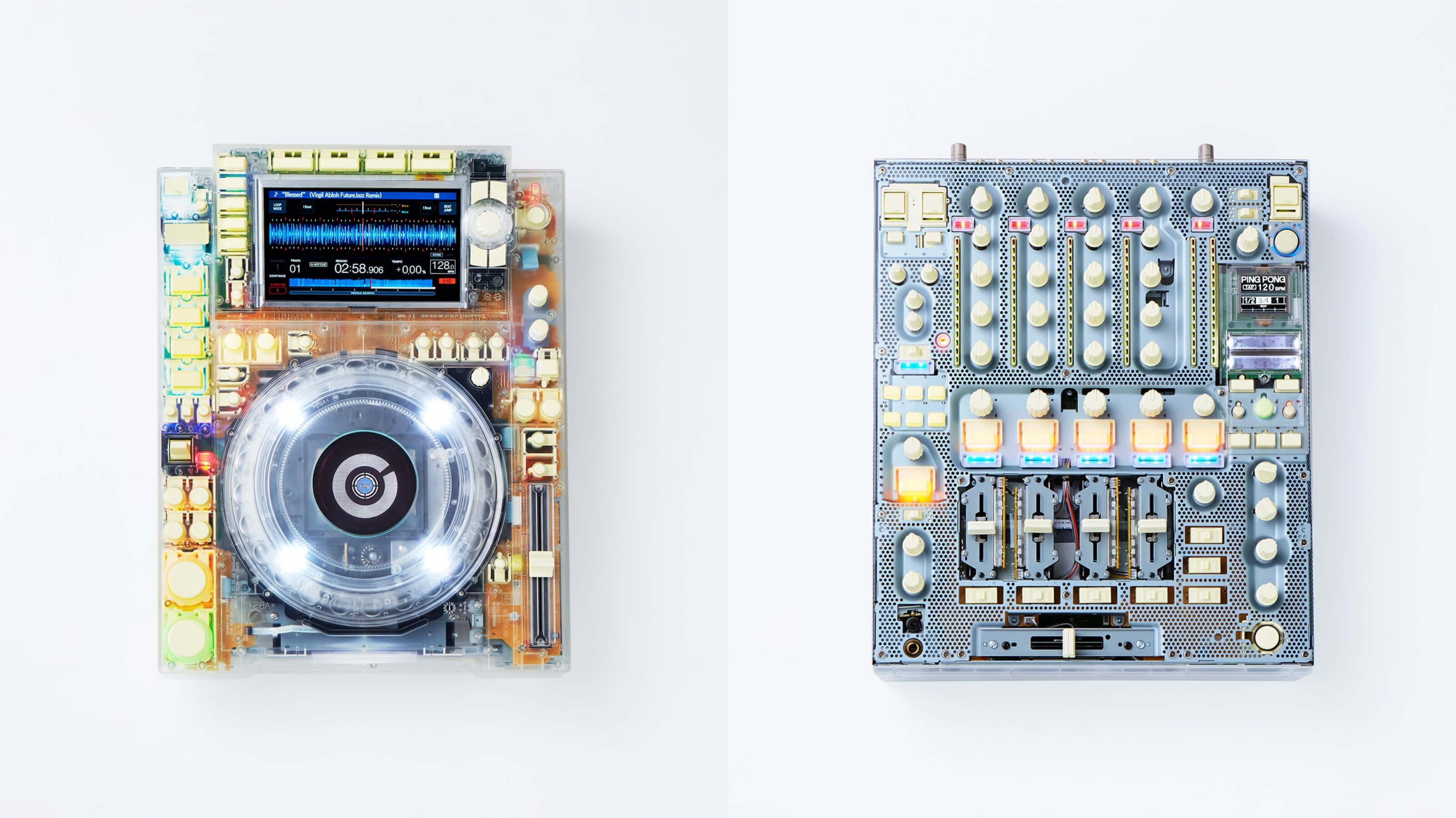 Pioneer DJ c_o Virgil Abloh