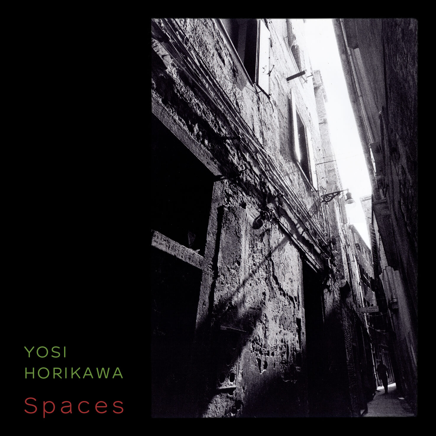 Yosi Horikawa - Spaces